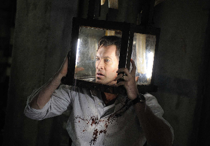 Scott Patterson in 'Saw V' (Image - Lionsgate Films)
