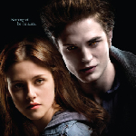 Kristen Stewart and Robert Pattinson in 'Twlight'