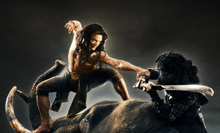 Tony Jaa in 'Ong Bak 2'
