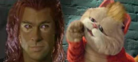 Thundercats  Movie Cast on Talk About An Unbelievable Casting Announcement It Would Appear Brad