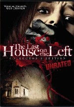 'The Last House on the Left' Special Edition DVD