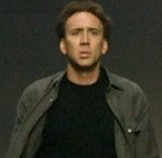 Nicolas Cage in 'Knowing'