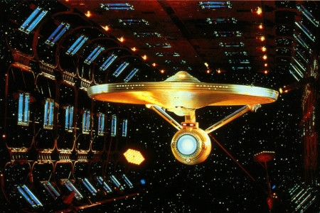 U.S.S. Enterprise in 'Star Trek: The Motion Picture'