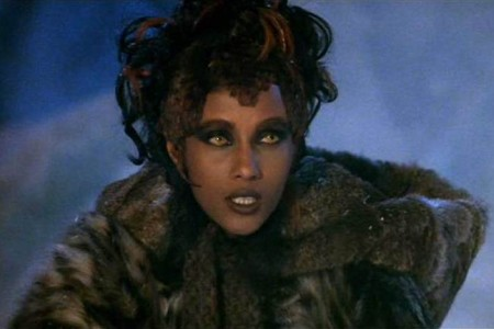 Iman in 'Star Trek VI: The Undiscovered Country'
