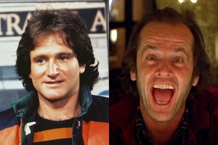 Robin Williams / Jack Nicholson