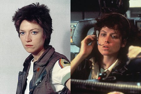 Veronica Cartwright / Sigourney Weaver