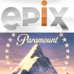 Epix with Paramount logo