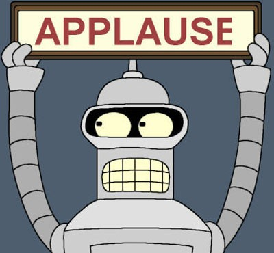 futurama bender series return interviews