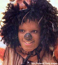 Michael Jackson in The Wiz