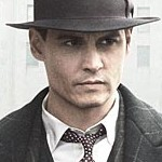 Johnny Depp in 'Public Enemies'