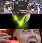'Short Circuit,' 'Alien,' 'Total Recall'