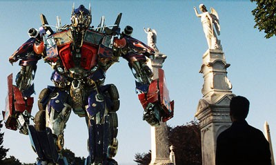 transformers 2 revenge of the fallen box office prime