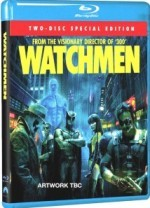 'Watchmen' on Blu-ray -- UK Edition