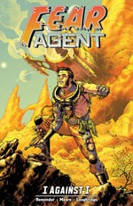 fear agent dark horse comic movie