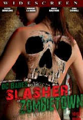 'OC Babes and the Slasher of Zombietown'