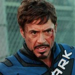 Robert Downey Jr. in 'Iron Man 2'