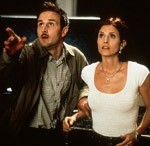 David Arquette and Courtney Cox