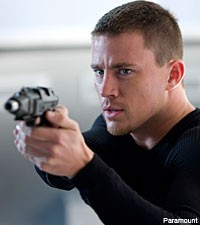 Channing Tatum, G.I. Joe