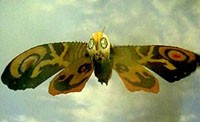 mothra dvd