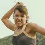 Kiele Sanchez in 'A Perfect Getaway'