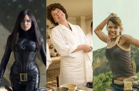 'G.I. Joe: The Rise of Cobra,' 'Julie &amp; Julia,' 'A Perfect Getaway'