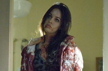 Megan Fox in 'Jennifer's Body'