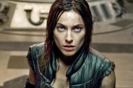 Antje Traue in 'Pandorum'