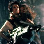 Sigourney Weaver in 'Aliens'