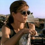 Linda Hamilton in 'Terminator 2: Judgment Day'