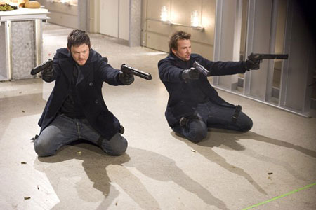 The original Boondock Saints was relegated to video store shelves before