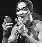 Fela in Concert