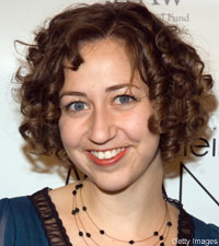 Kristen Schaal of Toy Story 3