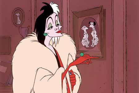 Cruella De Vil
