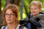 Uma Thurman in Motherhood