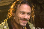 Heath Ledger in The Imaginarium of Doctor Parnassus
