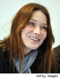 Carla Bruni-Sarkozy in Woody Allen film
