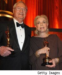 Roger Corman, Lauren Bacall, Governor's Awards