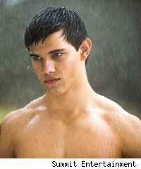 Taylor Lautner in 'New Moon'