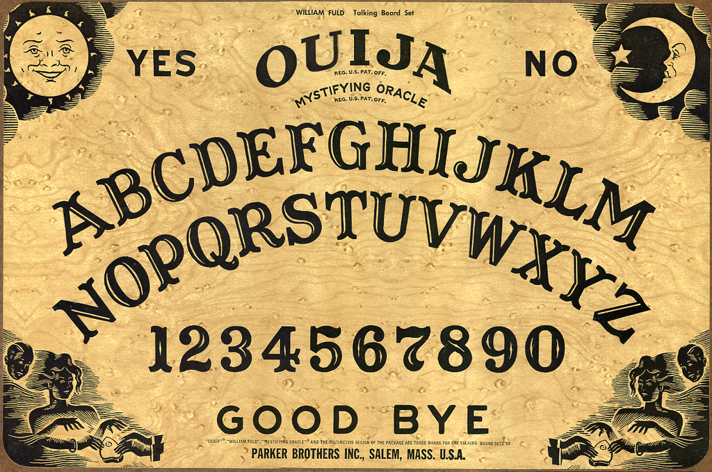 Ouija Board Game Quotes