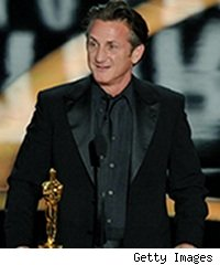 Sean Penn wins Best Picture Oscar 2009