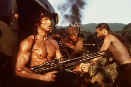'Rambo: First Blood II'