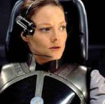 Jodie Foster in 'Contact'