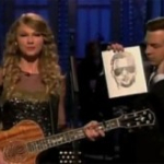 Taylor Swift on 'Saturday Night Live'