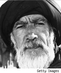 Anthony Quinn as Muhammad in The Message