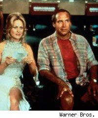 Beverly D'Angelo and Chevy Chase in Vegas Vacation