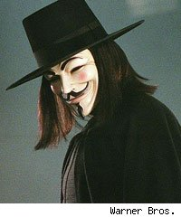 V For Vendetta Film Plot | RM.