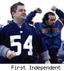 Patton Oswalt and Kevin Corrigan in Big Fan