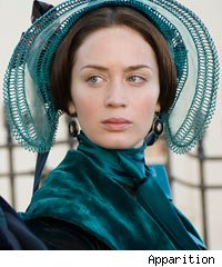 Emily Blunt in Young Victoria