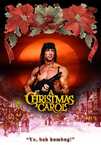 Sylvester Stallone stars in 'A Christmas Carol'