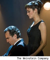 day-lewis and cotillard in Nine